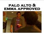 Emma Approved & Palo Alto
